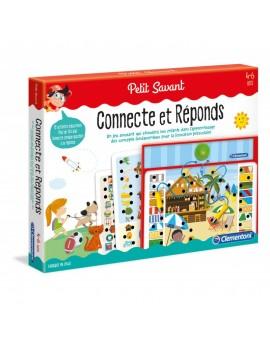 Connecte Et Reponds 4-6ans