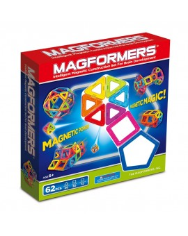 Magformers ensemble 62pcs.