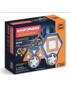 Magformers 32 XL Cruisers