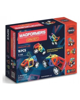 Magformers Wow 16mcx