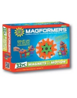Magformers 32mcx Ensemble d'engrenages
