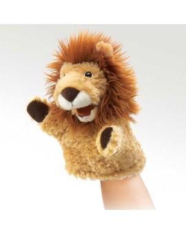 Marionnette - Petit Lion