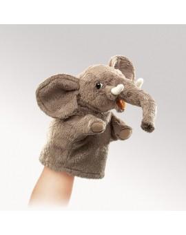 Marionnette - Éléphant