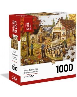 C.t. 1000 C. Genest  Moulin A Scie
