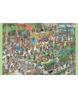 C.T. 1000mcx Jardin D'enfants