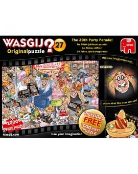 Wasgij - Original 2X 1000 Pièces #27 Anniversaire