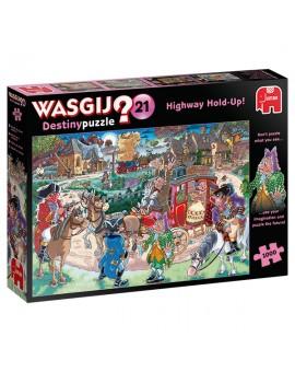 C.t. Wasgij Destiny 21 Bandits  Grands Chemins N20