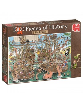 C.T. 1000 Les Pirates Pieces of History