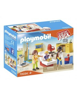 Playmobil 70034 N20 Pédiatre