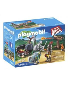 Playmobil 70036 N20 DUEL DE CHEVALIERS