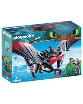 Playmobil 70039 Aggrippemort Et Grimmel N19