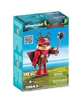 Playmobil 70043 Rustik En Combinaison De Vol N19