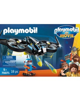 Pm 70071 The Movie Robotitron Avec Drone N19