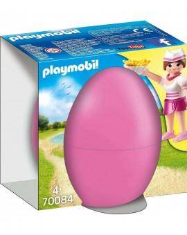 Playmobil 70084 Serveuse & Comptoir N20