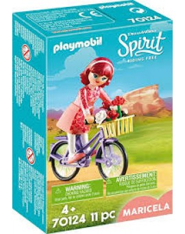 Playmobil 70124 Maricela Et Bicyclette