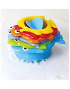 Playgo - Tasses rigolotes pour le bain