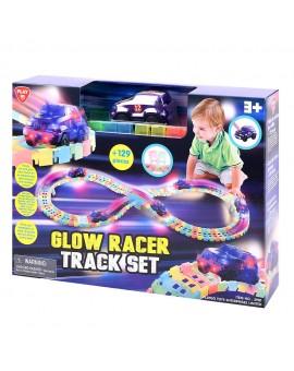 Playgo Piste De Course Neon