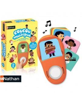 Nathan - Coucou la musique