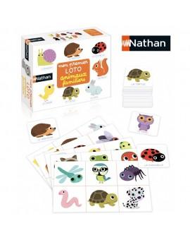 Prime Lotto - Animaux de la ferme - Nathan