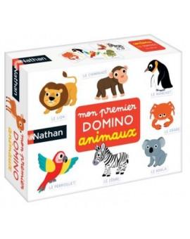 Mon 1er Domino animaux