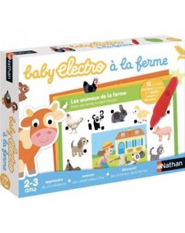 Baby Electro à la ferme - Nathan