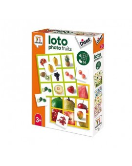 Diset Loto Fruits N18