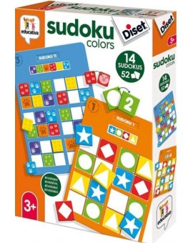Diset Sudoku Colors N18