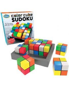 Sudoku Cubes Couleurs  8-108 ans