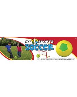 Mon 1er jeu de Soccer