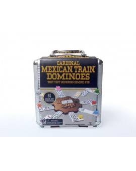 Dominos double 12 pour Train Mexicain