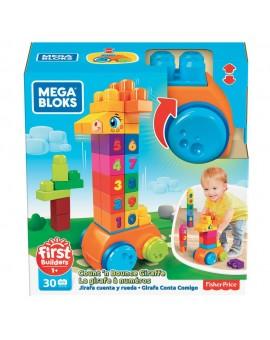Mega Bloks La Girafe A Numeros