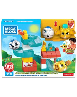 Mega Bloks - Parc d'attraction