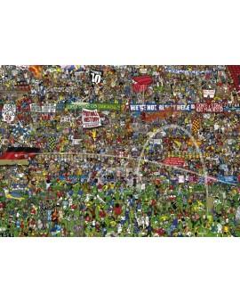 C.T. 3000mcx Heye Histoire du soccer Édition spéciale or