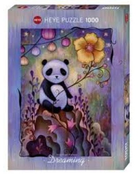 Casse-tête 1000 mcx  Panda Naps