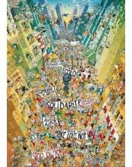 Casse-tête 2000 mcx  Protest!