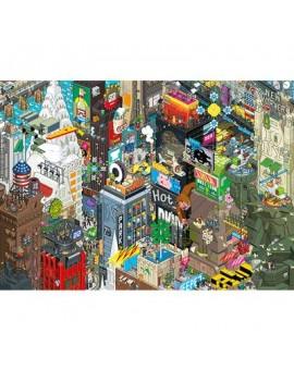 C.t 1000pcs New York Quest N20