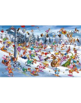 C.T. 1000mcx Ski de Noël