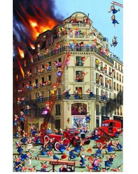 C.T. 1000 mcx Pompiers
