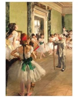 C,t, 1000 La Classe De Danse  Degas  N21