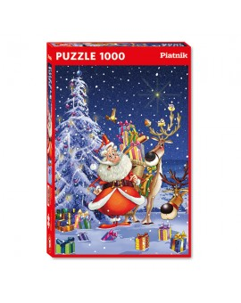 Piatnik C.t. 1000 Joyeux Noel