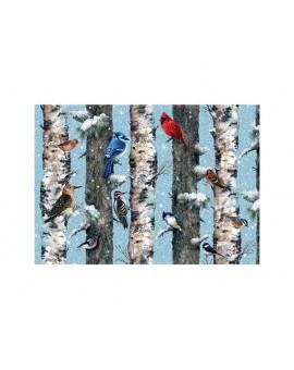 C.t. 1000 Les Oiseaux De Noel
