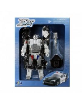 Robot XBOT (auto de police)