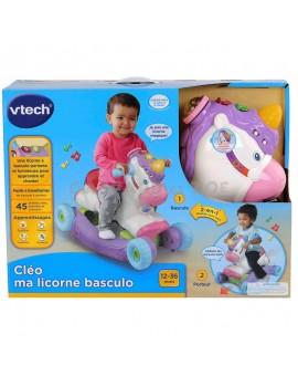 Vtech Cleo Ma Licorne Basculo N19