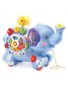 Trompette, mon éléphant des découvertes (VTECH)