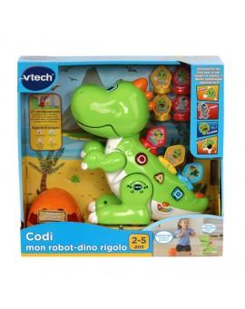 Codi Mon robot-dino rigolo (VTECH)