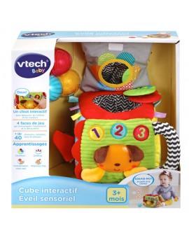 Vtech - Cube interactif éveil sensoriel (N20)