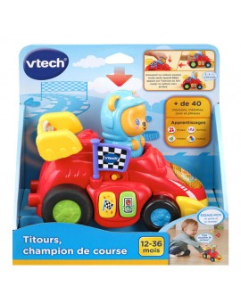 Vtech Titours champion de course N20