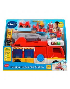 VTech - Super camion caserne de pompier