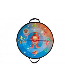 Scratch - Jeu De Dards Magnétiques Espace N20