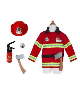 Costume de pompier (5-6 ans)